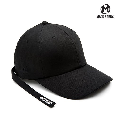 MACK BARRY MIDDLESTRAP CURVE CAP