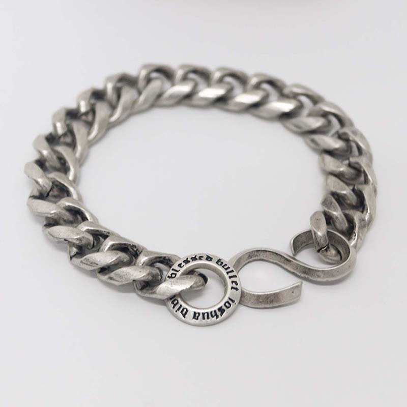 12MM II CHAIN LOGO BRACELET