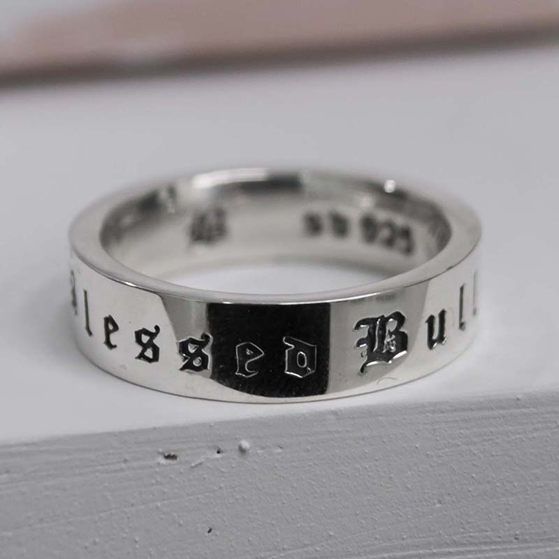 6MM DIVINE-2 RING (SILVER 925)