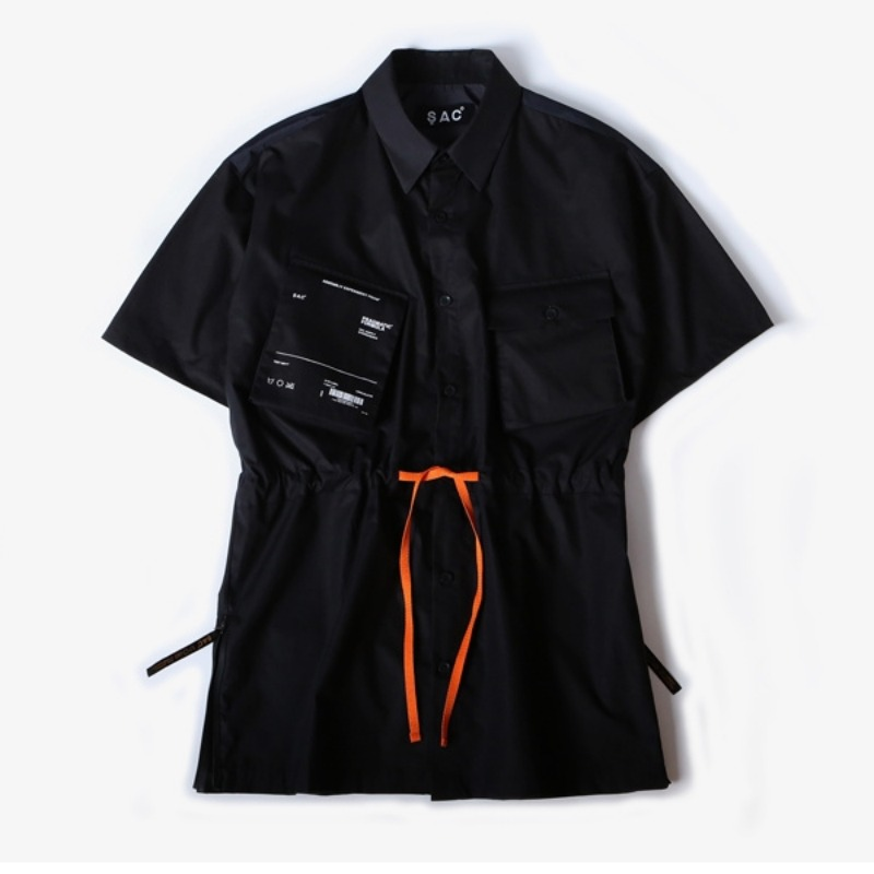 ENGINEERED WORKS SHIRTS BLACK