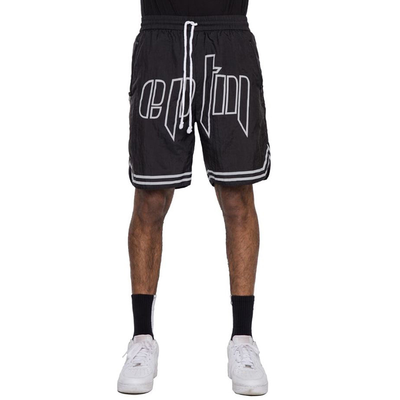 TACTICAL BASKETBALL SHORTS (BLACK)