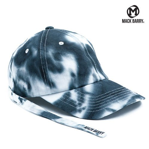 MACK BARRY LONGSTRAP CURVE CAP (TIE DYE)
