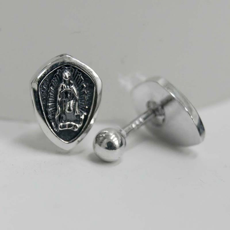 MARIA SHIELD PIERCING SET SILVER 925