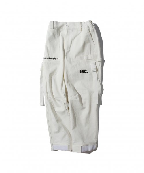 PRC WORK PANTS WHITE