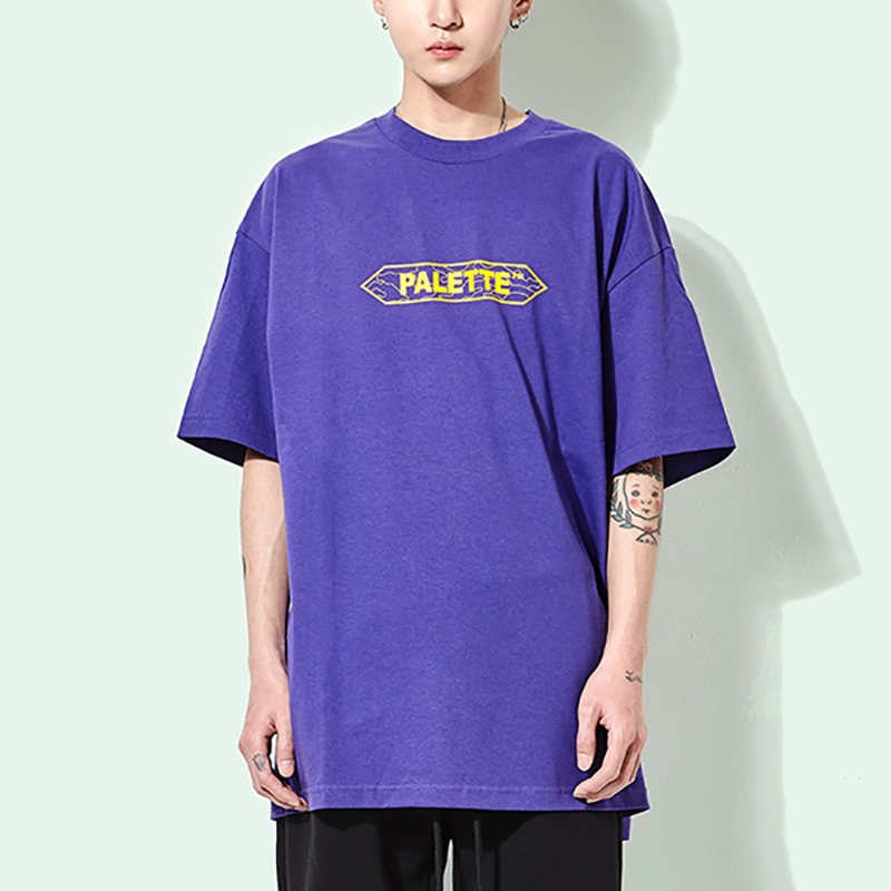 FINE DUST TEE (PURPLE)
