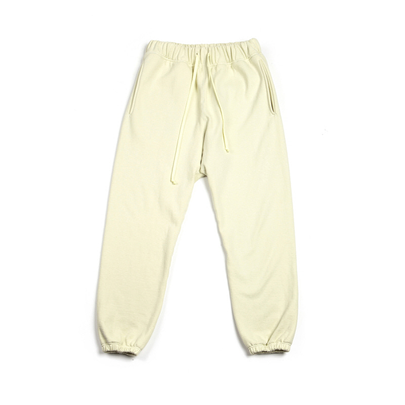 HIGH QUALITY FABRIC JERSEY JOGGER PANTS LE