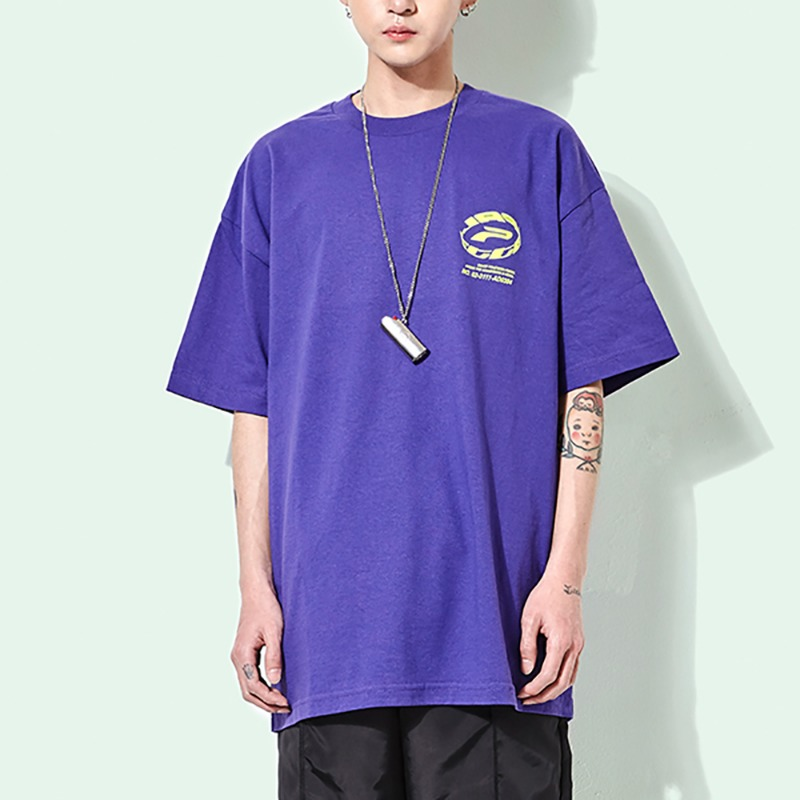 PALETTE CASE TEE (PURPLE)