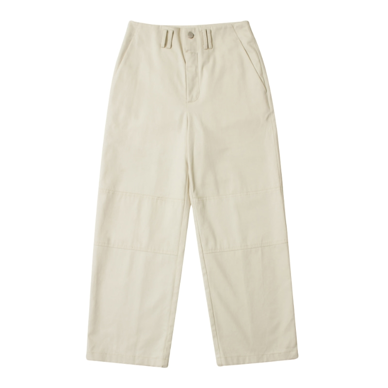 NO WAIST WORKPANTS BEIGE
