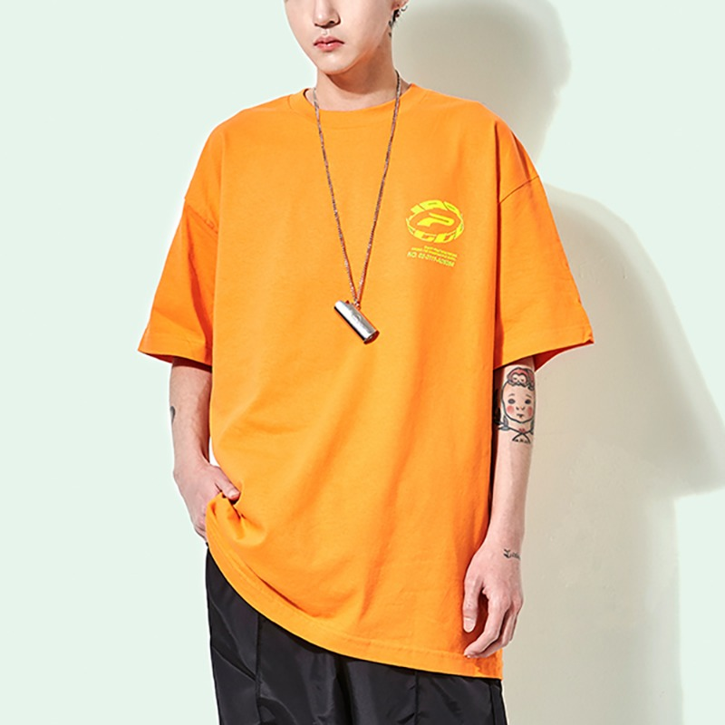 PALETTE CASE TEE (ORANGE)