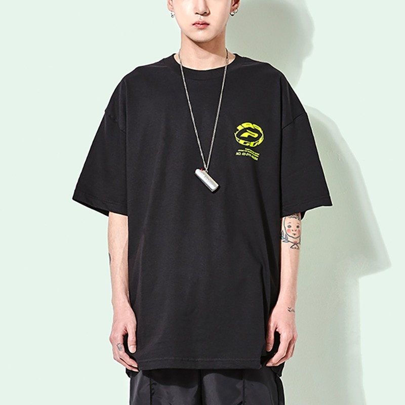 PALETTE CASE TEE (BLACK)