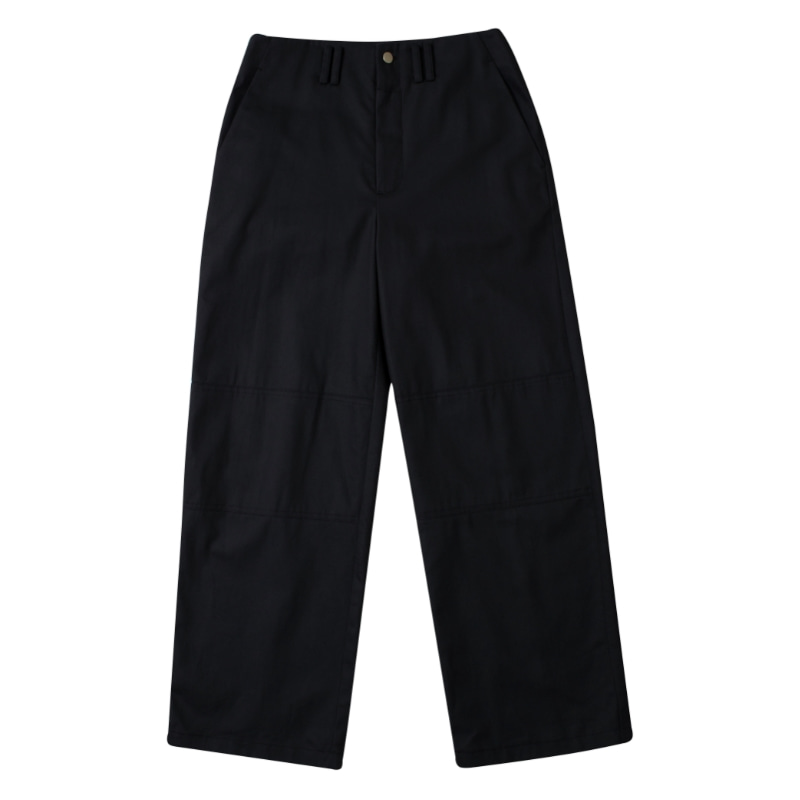 NO WAIST WORKPANTS BLACK