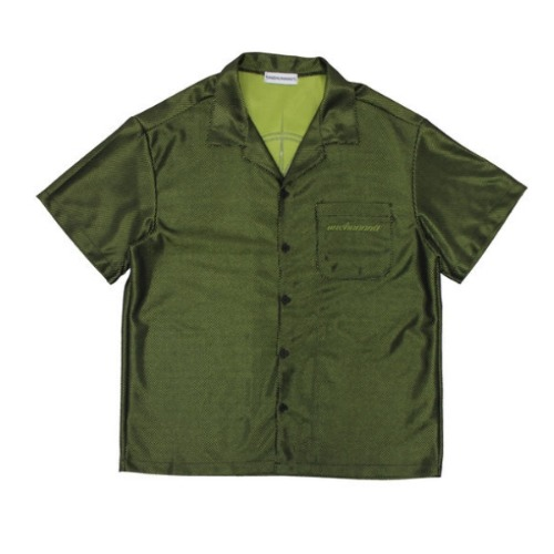 19 SUMMER SEASON OP KARA SHIRTS - GREEN