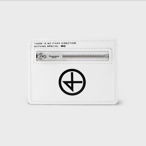 CARD WALLET WHITE