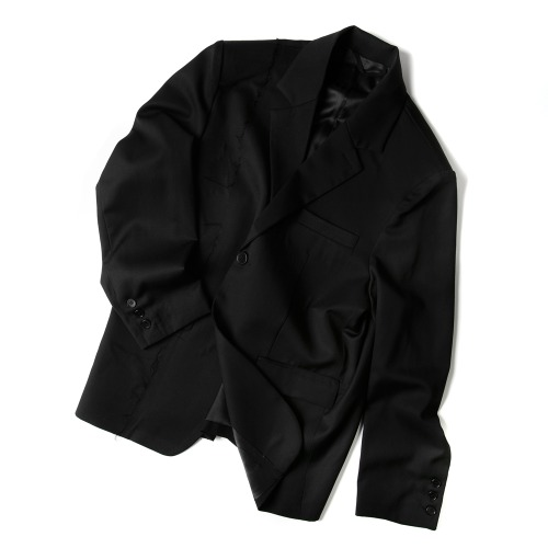 RAW CUT BLAZER