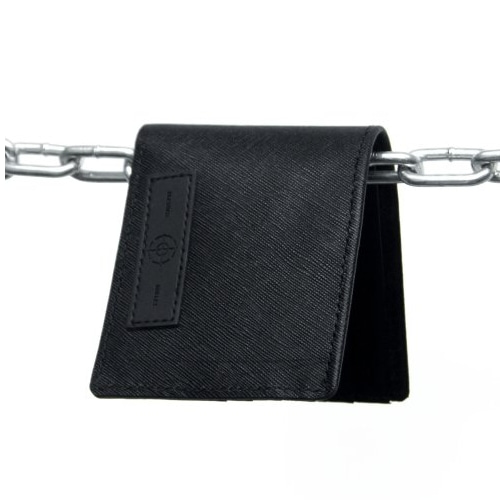 COWHIDE PATCHLOGO WALLET