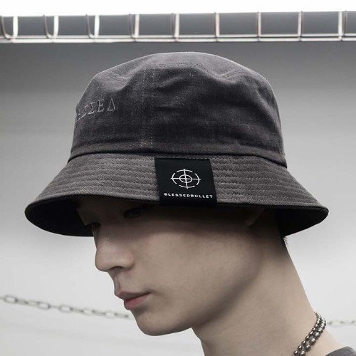 FADED OVERSIZED BICKET HAT
