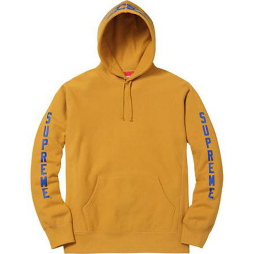 16SS ANTIHERO HOODED SWEATSHIRT