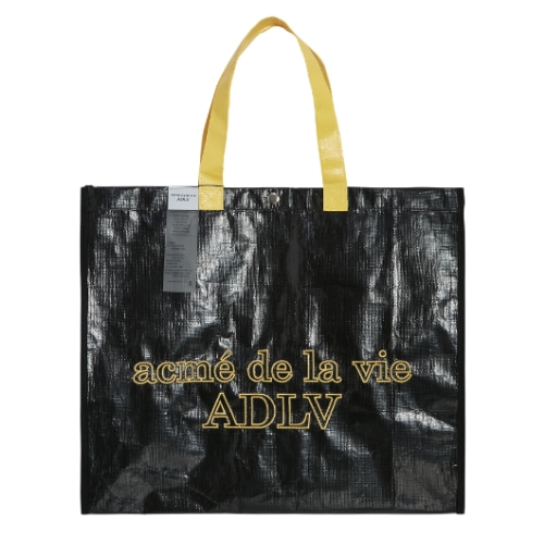 ADLV LUGGAGE BAG BLACK