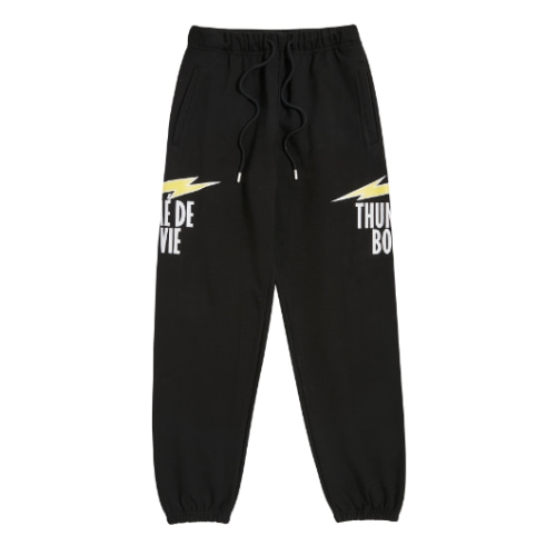 ADLV THUNDER BOLT SETUP PANTS BLACK