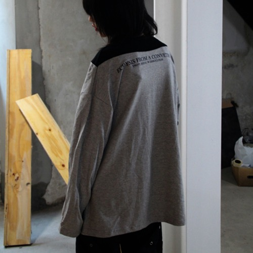 DISSOULTION SLEEVE GRAY