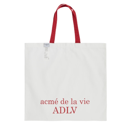 ADLV ECOBAG LARGE WHITE