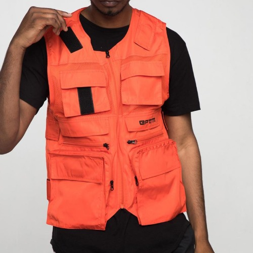 BALLISTIC UTLIE VEST ORANGE