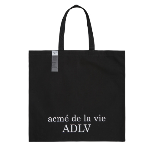 ADLV ECOBAG LARGE BLACK