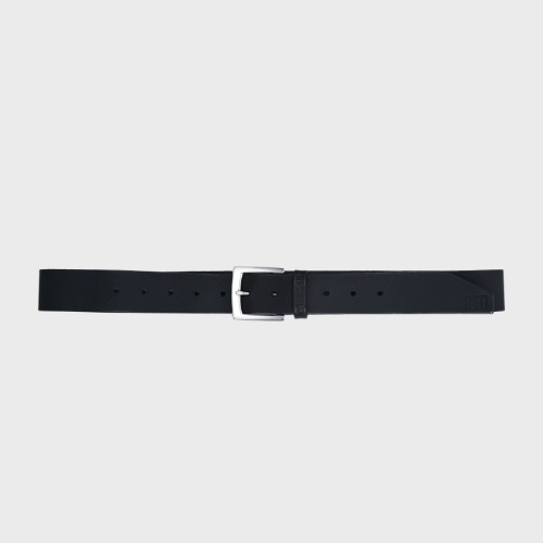 IC CHIP HAND CRAFT BELT BLACK