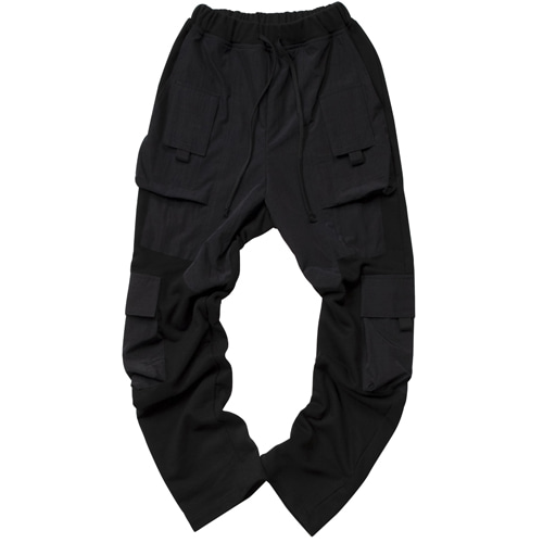 DOCKING TRANING PANTS BLACK