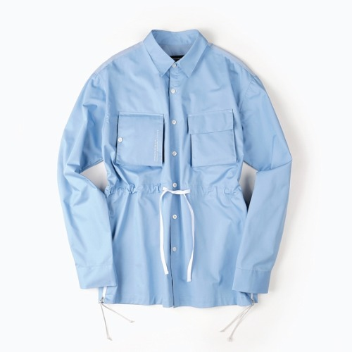 ENGINEERED LS SHIRTS SKY BLUE