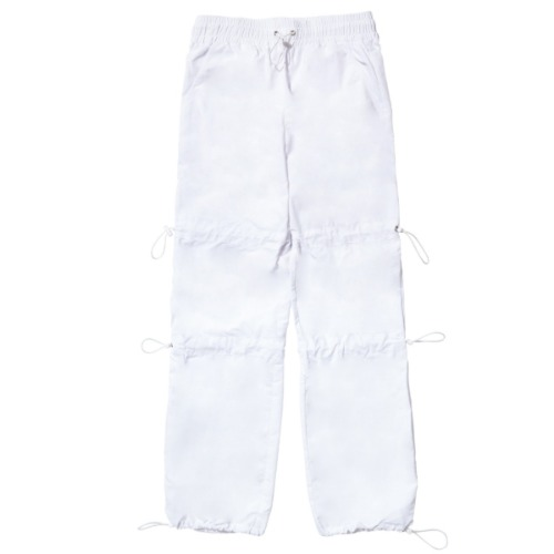 GPD 0010A STRING PANT WHITE (WATER REPELLENT)