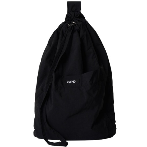 GPD 0010A BLACK BAG (WATER REPELLENT)