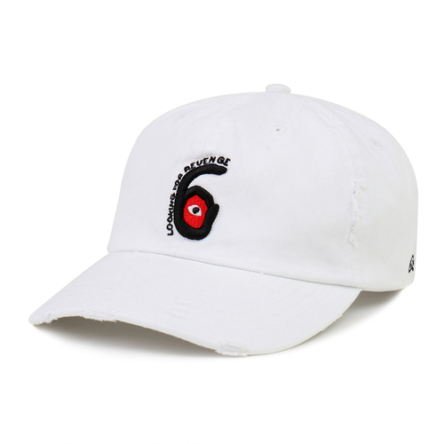 [PESOSX] LOOKING FOR REVENGE HAT (WHITE)