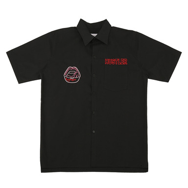 [OBH] EMBROIDERED SHIRT