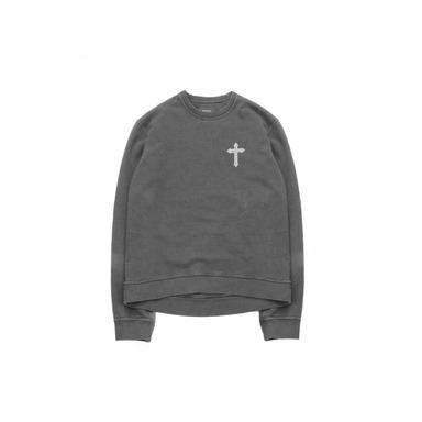 [BEHIND THE SCENES] NEW PISHED CREWNECK CHARCOAL