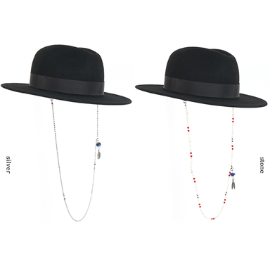 [WHATEVER] FEDORA x EYEWEAR HOLDER