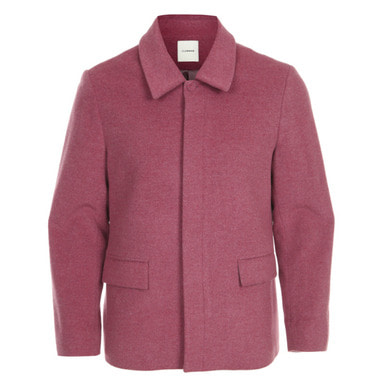 [CLEMMRM] DONA WOOL JACKET (INDIAN RED)