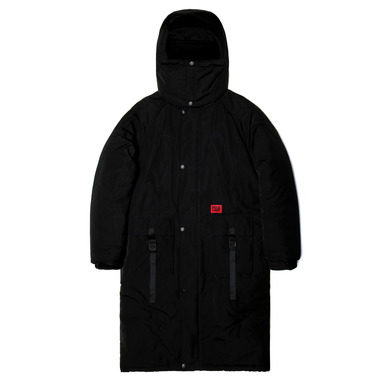 [NYPM] ECLIPSE LONG PADDING JACKET (BLK)