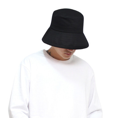 [CLACO] BUCKET HAT (BLACK)