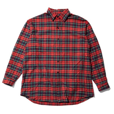 [OVERR] EASSY.3 OVERR CHECK SHIRTS