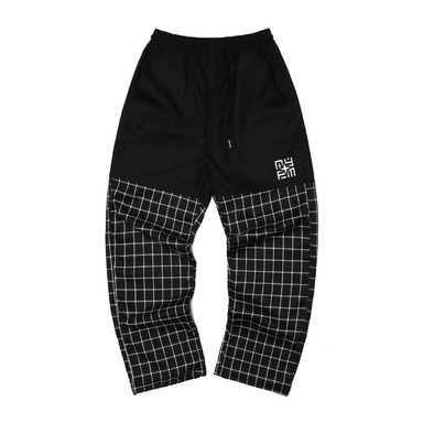 [2018 SPRING SEASON OFF] [NYPM] 2ND NEMESIS PANTS (BLK)