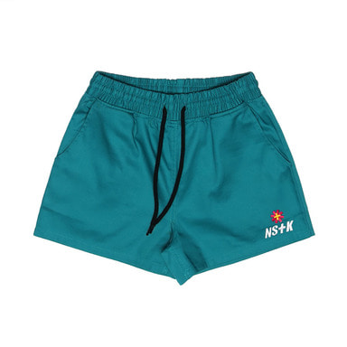 [NSTK] NASTY FANCY SHORT PANTS (GREEN)
