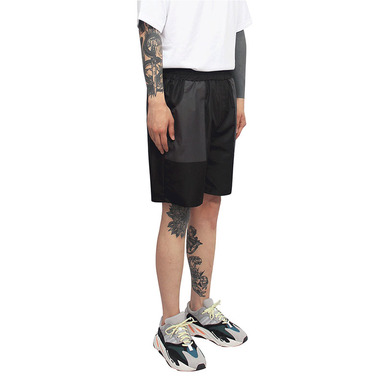 [CLACO] SQUARE SUMMER SHORTS (BLACK)